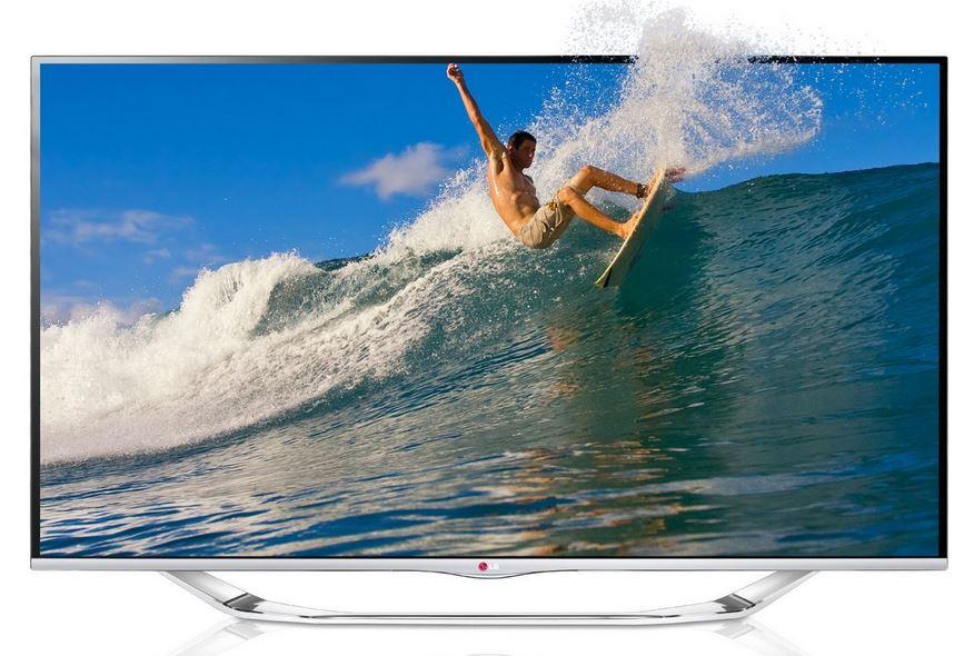 LG 42LA7408, 42 Zoll 3D Smart TV mit triple Tuner & 3D Kamera für 799€