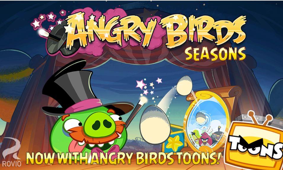 Kostenlos   Angry Birds 3 für Android und MP3 Musik Sampler Kscope