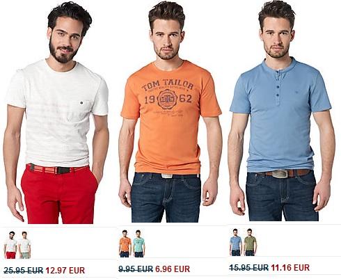 Tom Tailor Summer Sale mit bis zu 50% Rabatt + 20€ Gutschein