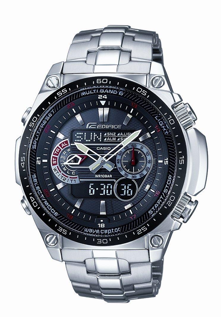 Casio Herren Armbanduhr ECW M300EDB 1AER für 122,08€ statt 229€