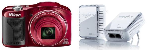 Nikon Coolpix L610 und mehr bei den Amazon Blitzangeboten um 14 Uhr