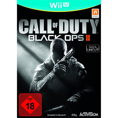 Call Of Duty: Black Ops II für Wii U für 26,82€ bei Amazon.co.uk