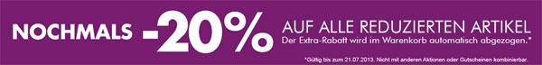 Bis zu 50% Rabatt im Sale bei Görtz + 20% Extrarabatt auf alle reduzierten Artikel