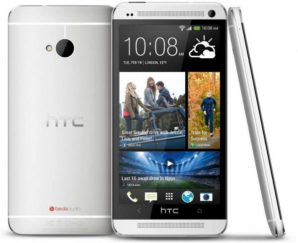 Bestpreis! HTC One 32GB Glacial Silver für 363,95€   Top Smartphone mit Ultrapixel Kamera, 32GB Speicher und BoomSound