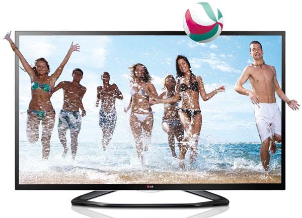 Update! LG 55LA6408 für 999€ + gratis Blu ray Player und 3D Blu ray Der Hobbit