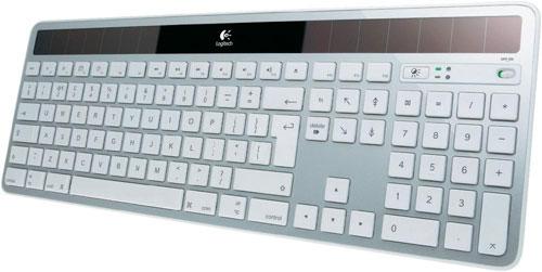 Update! Logitech K750 für Mac für 20€   solarbetriebene Wireless Tastatur