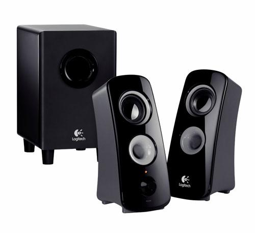Logitech Z323 als B Ware für 27,89€   Lautsprechersystem für PC