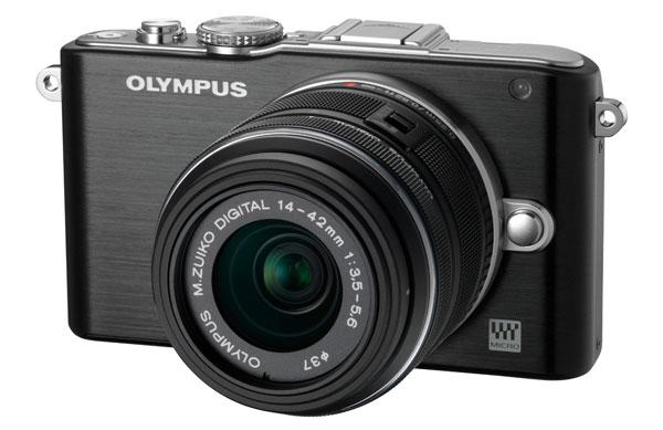 Update! Olympus Pen E PL3 für 249€   Systemkamera mit 14 42mm Kit