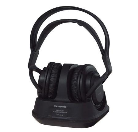Panasonic RP WF820 für 29€   Over Ear Funk Kopfhörer
