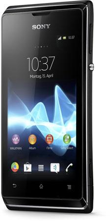 Sony Xperia E für 79,95€   günstiges Einsteiger Smartphone mit Android 4.1