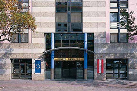 Hotelgutschein für 2 Personen, 2 Nächte im 4* Trend Hotel Lassalle in Wien für 99€