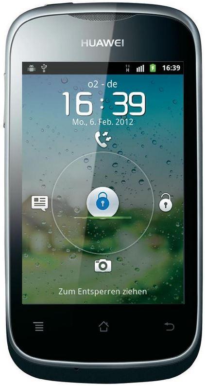 Huawei Ascend Y 201pro, Einsteiger Smartphone für 56€ als B Ware