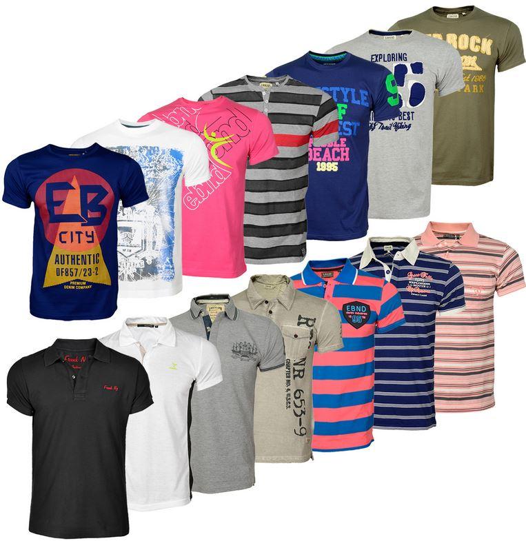 Earthbound Herren T Shirts und Polos für je 9,95€
