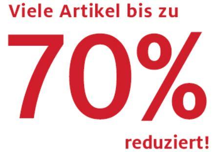 C&A Sale jetzt mit 70% Rabatt auf Sale Artikel. T Shirts schon ab 4€ (MBW19€)