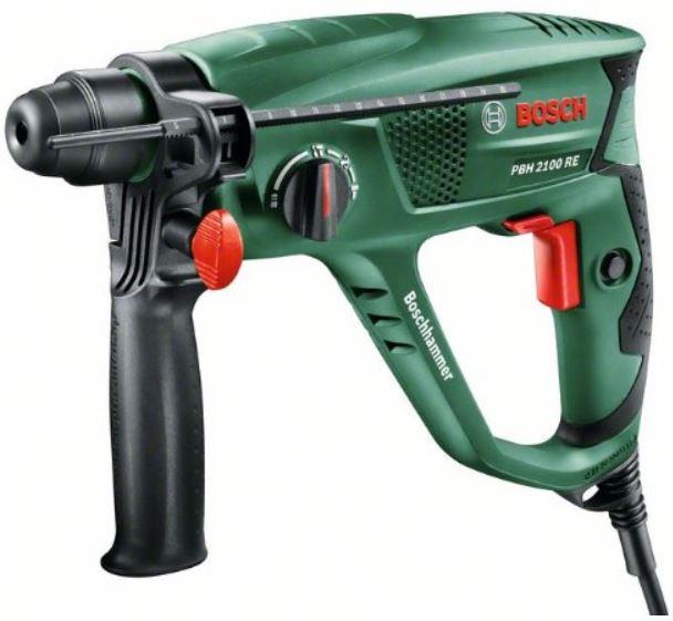 Bosch PBH 2100 RE Bohrhammer Universal Set + Koffer für 64,79€ und mehr gute Angebote bei Plus.de bis Mitternacht