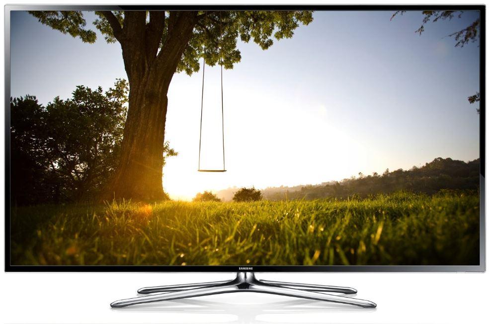 Samsung UE46F6340   3D LED TV mit DVB T/ C/ S, 200 Hz für 551,08€