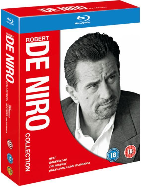 The Robert De Niro Collection   Blu ray für 13,22€ und viele weitere Angebote im Sale!