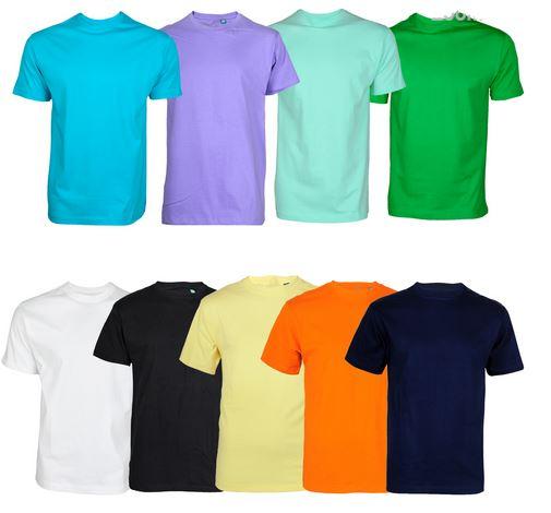 Shmack Herren T Shirts, 4er Pack & Damen Sommerkleider für je 14,95