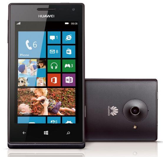 Huawei Ascend W1   Dual Core Windows Smartphone mit GPS für 111€