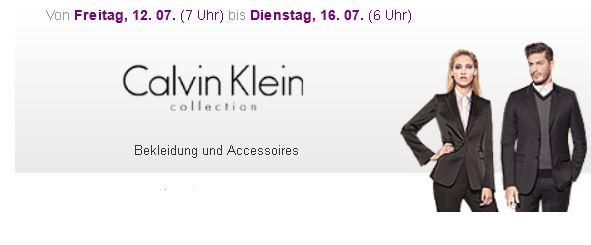 Calvin Klein Sale bis 70% Rabatte auf Bekleidung und Accessoires