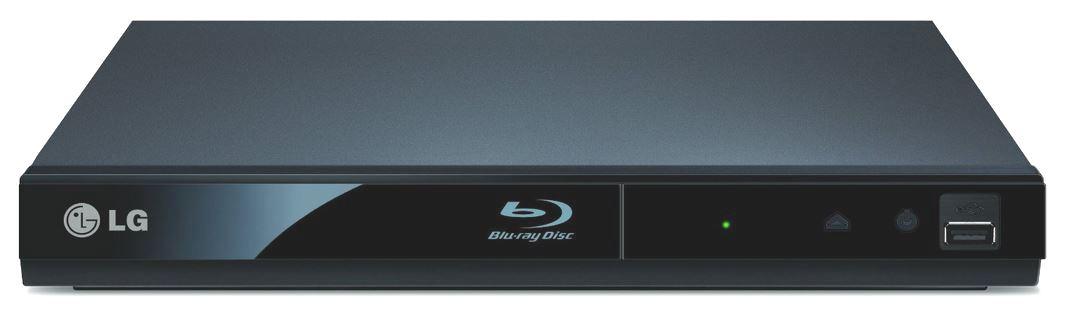 LG BP125   Blu ray Player mit HDMI, USB für 46,33€