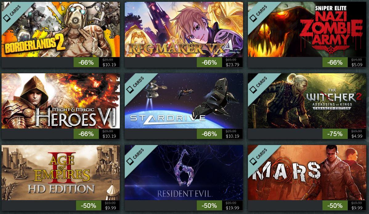 Steam Sommeraktion   jeden Tag neue Spiele mit bis 75% Rabatt!   Update