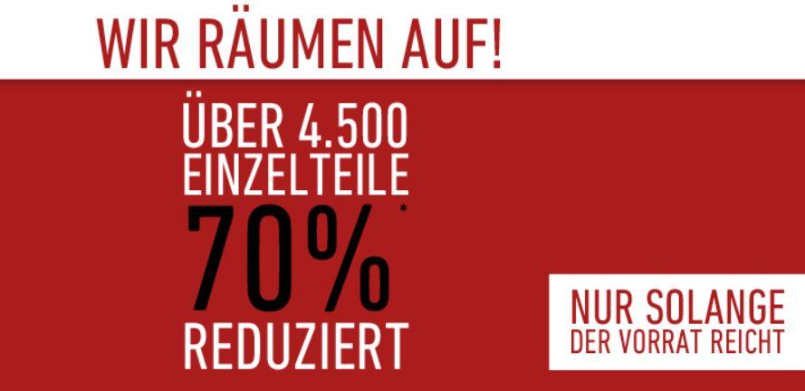 Dress for Less   Daily Sale mit 70% Rabatt + 10€ Gutschein   nur heute!