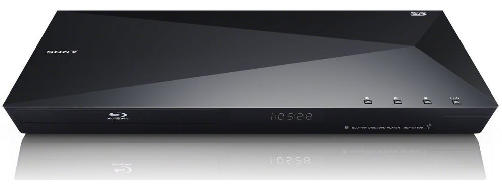 Sony BDP S4100 Blu ray Player für 53,95€