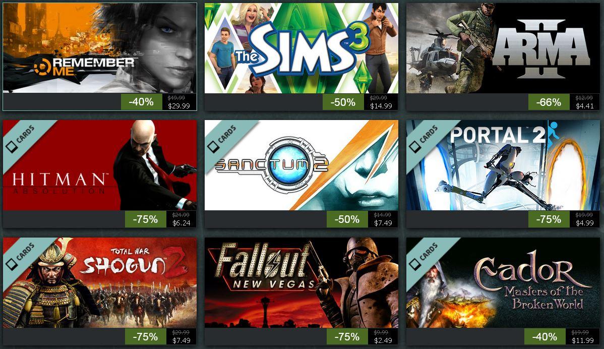 Steam Sommeraktion   jeden Tag neue Spiele mit bis 75% Rabatt!   Tag 4