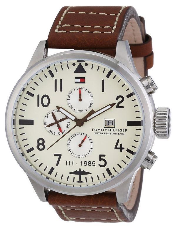 Tommy Hilfiger Herren Armbanduhr bei den Amazon Blitzangeboten!