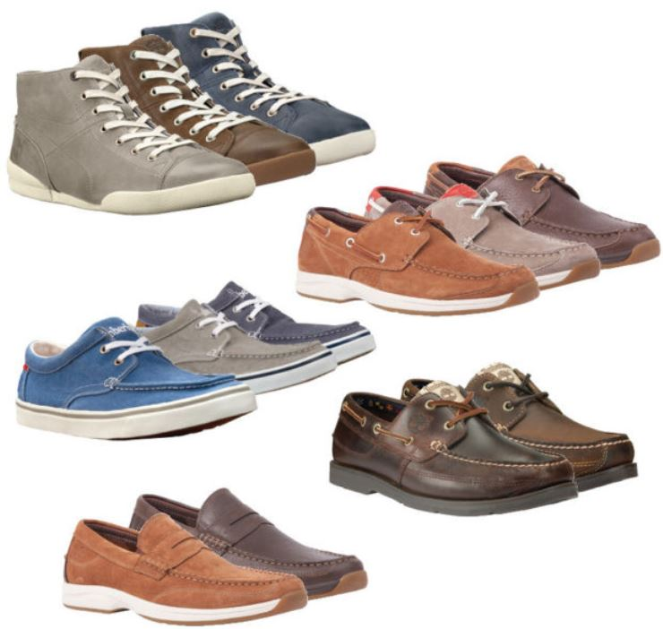 Timberland Earthkeepers, Lifestyle Sommerschuhe für je Paar 49,99€