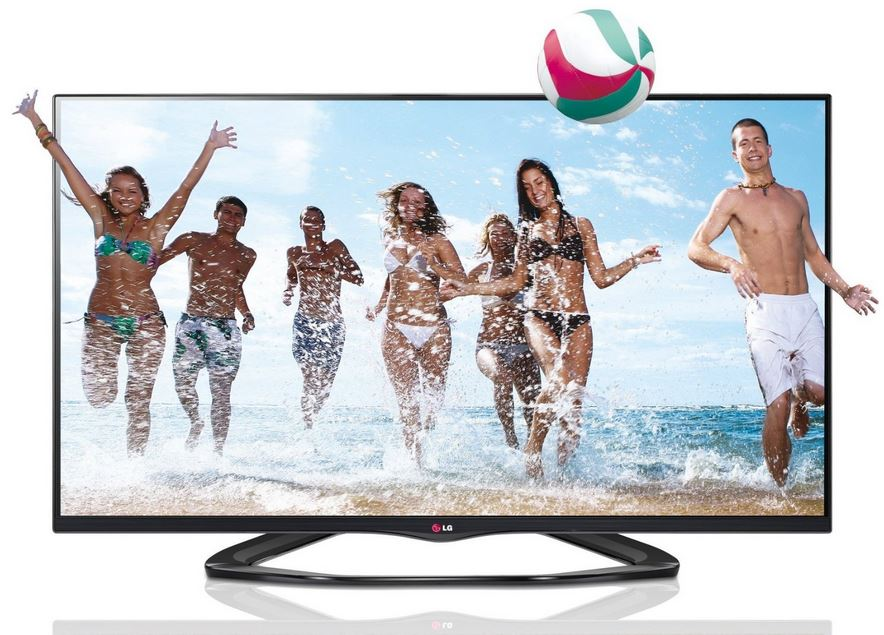 LG 50LA6608, 3D WLan Smart TV für 542,58€ als Amazon WHD