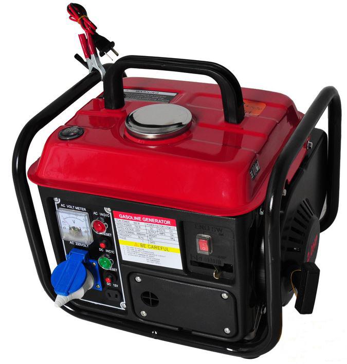 KRAFTHERTZ   Benzin Strom Erzeuger mit 850 Watt für 69,99€   Update
