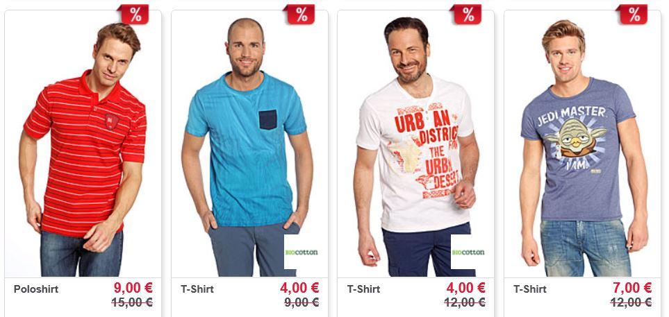 C&A Sale mit 20.000 Artikel um 50% reduziert. T Shirts schon ab 4€ (MBW19€)