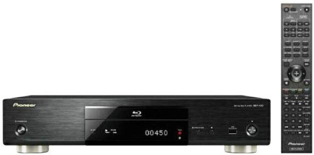 Pioneer BDP 450, 3D Blu ray Player für 184,86€