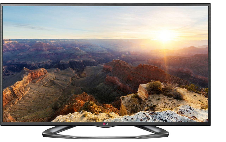 Update! LG 50LA6208 für 735,08€   50 Zoll Cinema 3D Smart TV mit triple Tuner