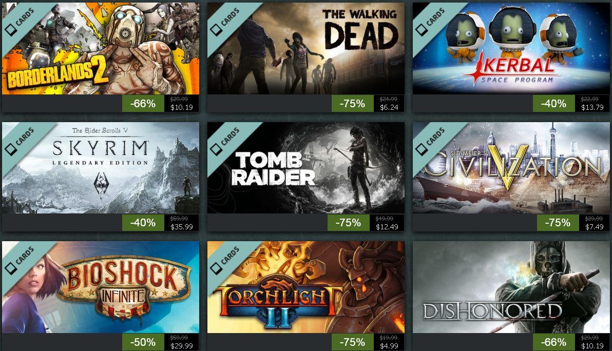 Steam Sommeraktion   jeden Tag neue Spiele mit bis 75% Rabatt!   Letzter Tag!