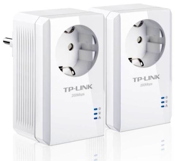 TP Link 200 Nano Powerline Starter Kit für 24,90€