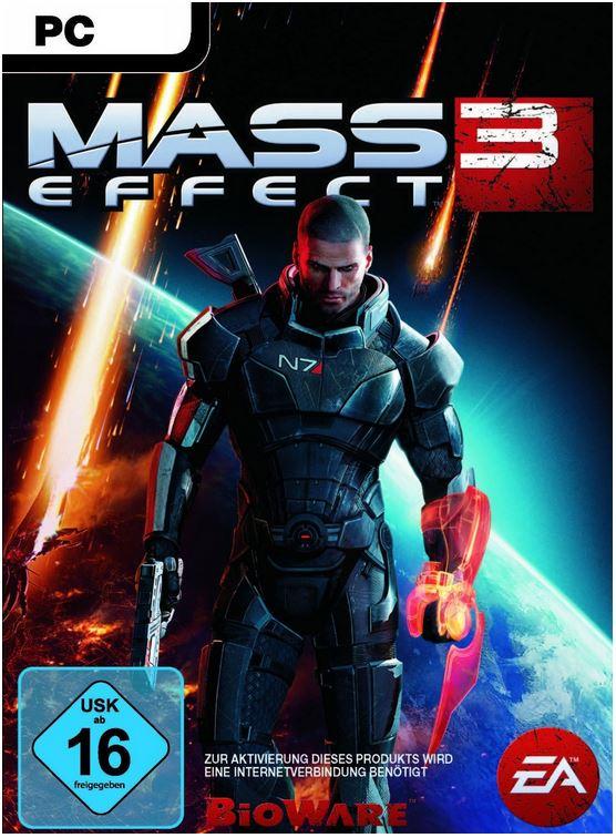Mass Effect 3 und andere Games bei den Amazon Downloads der Woche