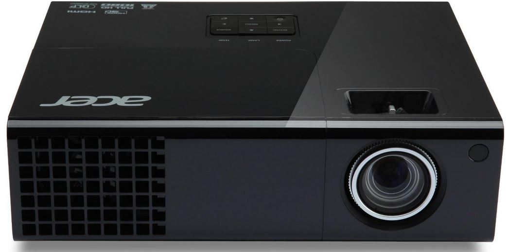 Acer P1500 3D Full HD DLP Projektor für 554,99€ bestellen und 100€ Amazon Gutschein bekommen
