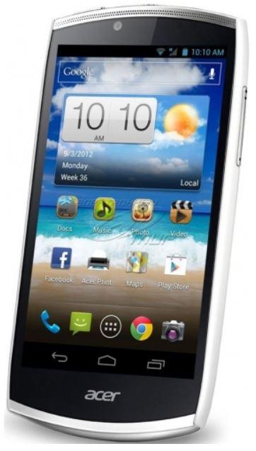 Acer Cloudmobile S500, Smartphone für 149€