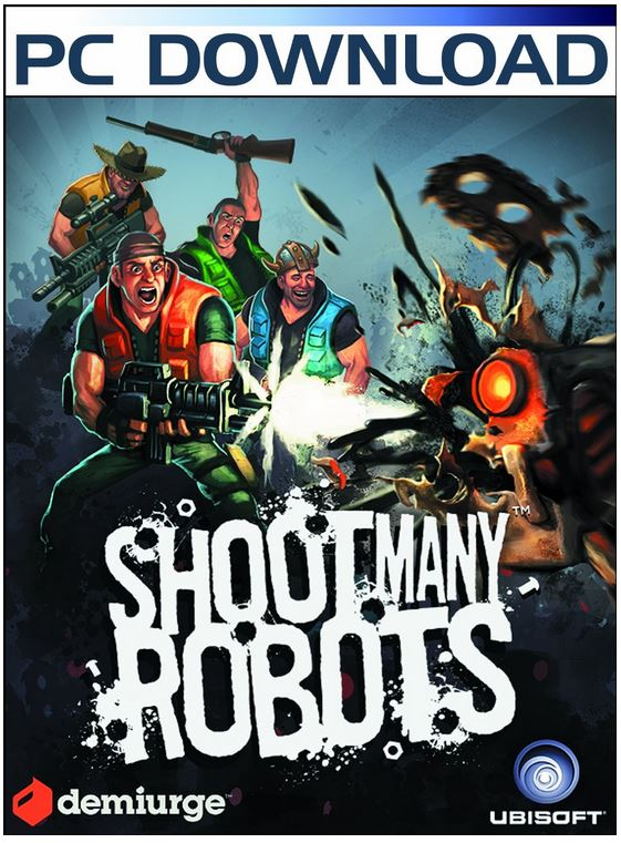 Shoot many Robots   Weekend PC Game Download nur 3,97€   Update!