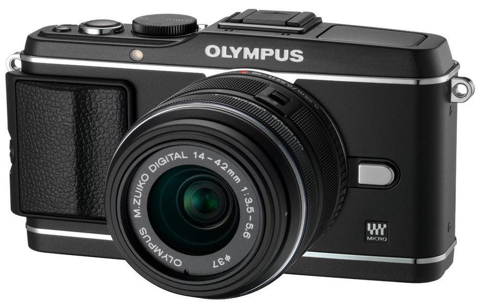 Olympus PEN E P3 Digitalkamera für 299€ und mehr Amazon Blitzangebote