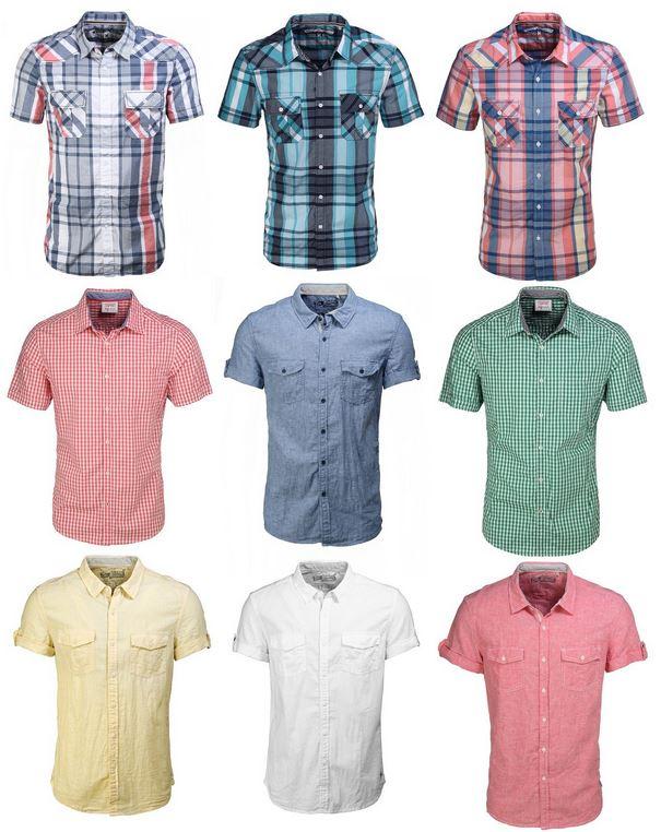 Günstige ESPRIT Sommerhemden und Hosen ab 15,07€    Update