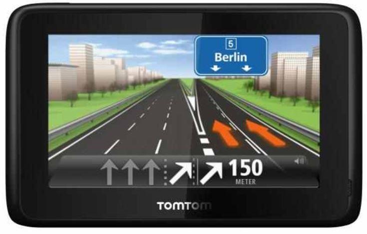 TomTom GO 1005 Europa Traffic Navi mit 45 Länder und Freisprechen für 199€