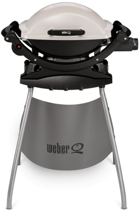WEBER Grill Q100   Gas Standgrill für 219€