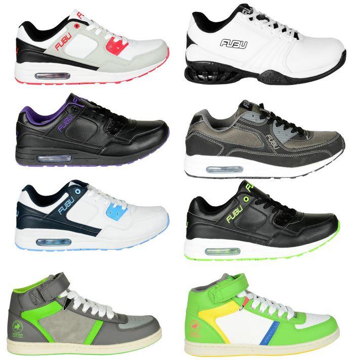 Jack&Jones und FUBU Schuhe für je Paar 29,95€