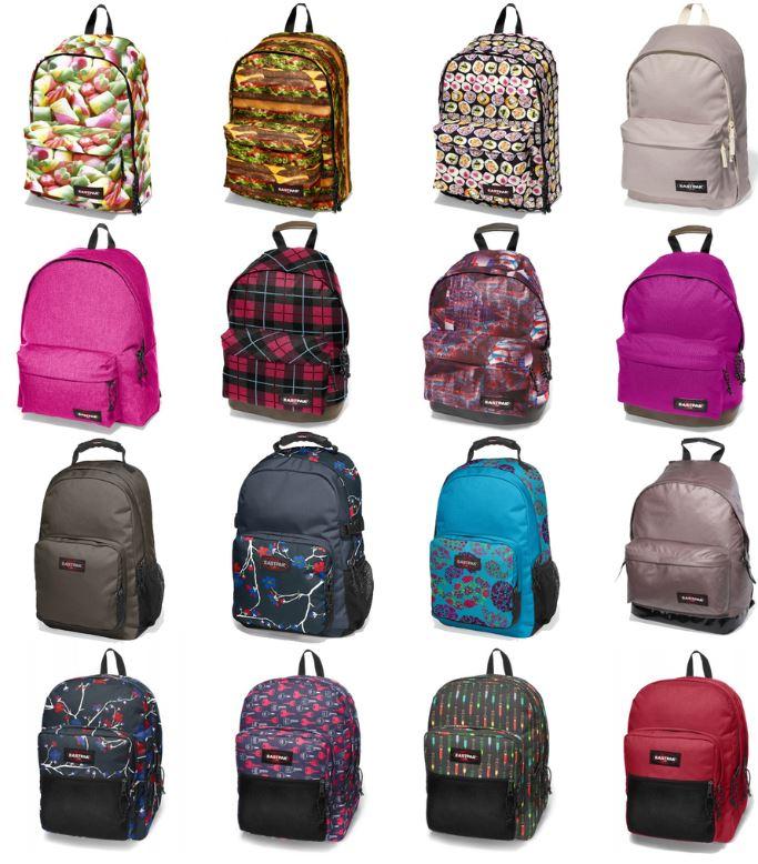 EASTPAK   Sporttaschen, Reisetaschen, Umhängetaschen für je 29,99€