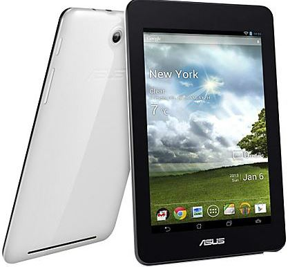 ASUS Asus ME176CX 1B035A   MeMO Pad   7 Zoll Tablet mit 16GB für 98,31€   Update