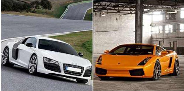 Ferrari F430 / Porsche GT3 / Audi R8 / Lamborghini Gallardo selber fahren für 49€